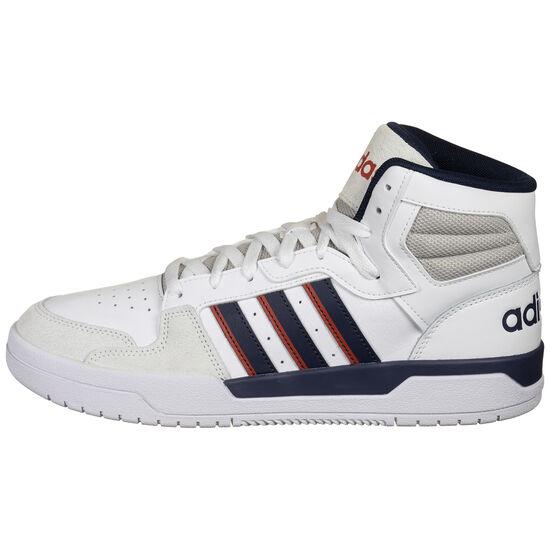 Entrap Mid Sneaker Herren, weiß / schwarz, zoom bei OUTFITTER Online
