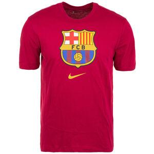 FC Barcelona Evergreen Crest T-Shirt Herren, rot, zoom bei OUTFITTER Online