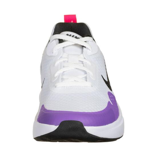 Wear All Day Sneaker Kinder, weiß / lila, zoom bei OUTFITTER Online