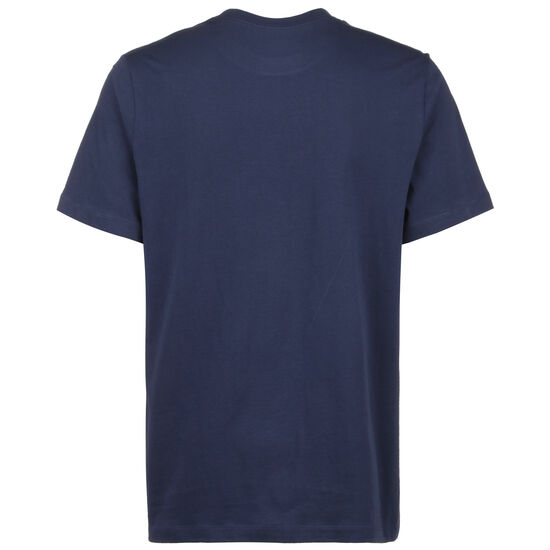 Icon Just Do It T-Shirt Herren, dunkelblau / neongelb, zoom bei OUTFITTER Online