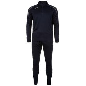 Classico Trainingsanzug Herren, dunkelblau / schwarz, zoom bei OUTFITTER Online