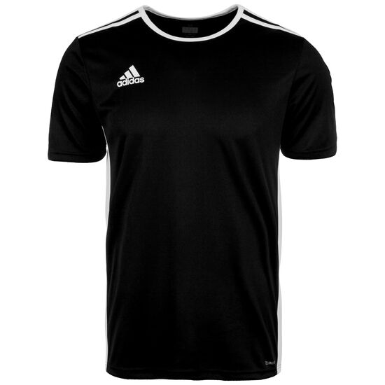 Entrada 18 Fußballtrikot Herren, schwarz / weiß, zoom bei OUTFITTER Online