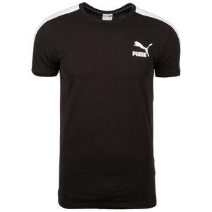 Classics T7 Slim T-Shirt Herren, schwarz / weiß, zoom bei OUTFITTER Online