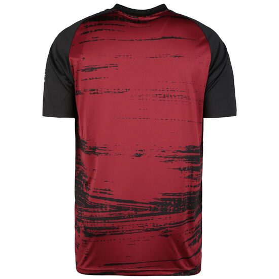 FC Arsenal Pre-Match T-Shirt Herren, weinrot / schwarz, zoom bei OUTFITTER Online