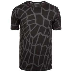 Dry F.C. AOP T-Shirt Herren, Schwarz, zoom bei OUTFITTER Online