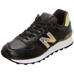 WL574-NRH-B Sneaker Damen, Schwarz, zoom bei OUTFITTER Online
