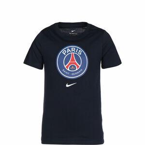 Paris St.-Germain Evergreen T-Shirt Kinder, dunkelblau / rot, zoom bei OUTFITTER Online