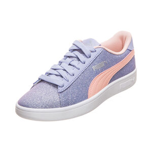 Smash v2 Gllitz Glam Sneaker Kinder, lila / apricot, zoom bei OUTFITTER Online