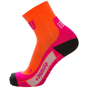 Short Socks Laufsocken Damen, Orange, zoom bei OUTFITTER Online
