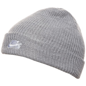 Fisherman Beanie, grau, zoom bei OUTFITTER Online