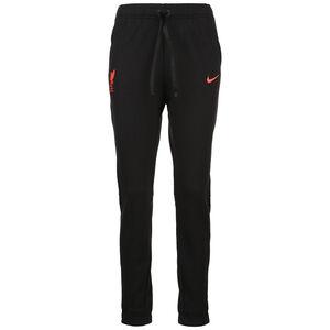 FC Liverpool Dry Trainingshose Damen, schwarz / neonrot, zoom bei OUTFITTER Online