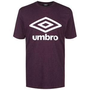 FW Large Logo T-Shirt Herren, aubergine / weiß, zoom bei OUTFITTER Online