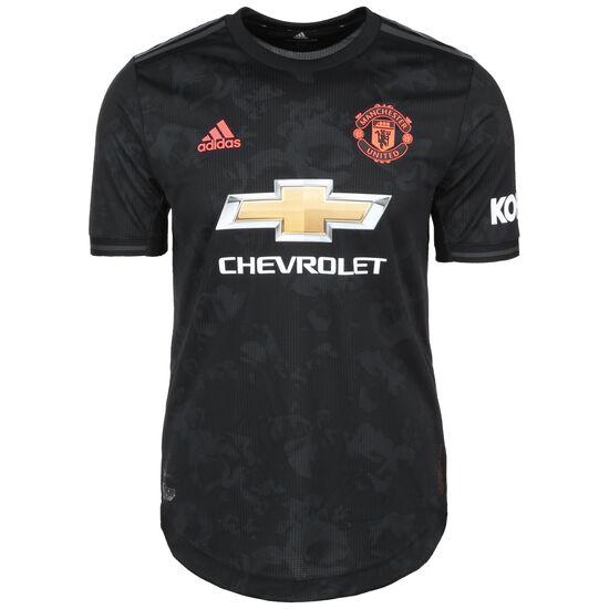 Manchester United Trikot 3rd Authentic 2019/2020 Herren, schwarz, zoom bei OUTFITTER Online