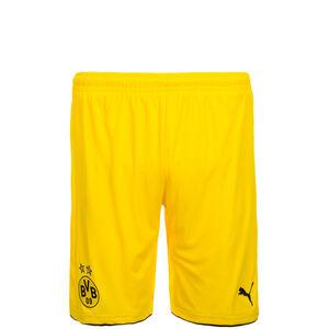 Borussia Dortmund Short Away 2017/2018 Kinder, Gelb, zoom bei OUTFITTER Online