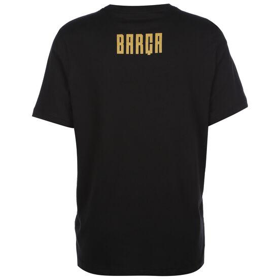 FC Barcelona Dry Core Match Trainingsshirt Herren, schwarz, zoom bei OUTFITTER Online