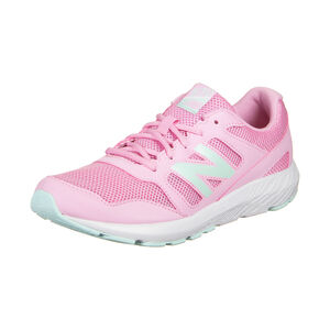 570 Sneaker Kinder, rosa / weiß, zoom bei OUTFITTER Online