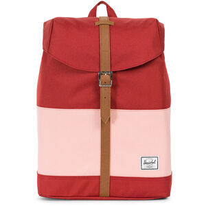 Post Mid-Volume Rucksack, rot / rosa, zoom bei OUTFITTER Online