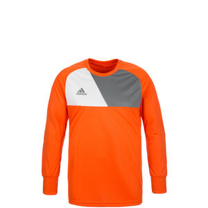 Assita 17 Torwarttrikot Kinder, orange / grau, zoom bei OUTFITTER Online