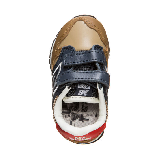 IV520-M Sneaker Kinder, braun / blau, zoom bei OUTFITTER Online