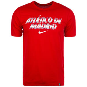 Atletico Madrid Dry T-Shirt Herren, Rot, zoom bei OUTFITTER Online