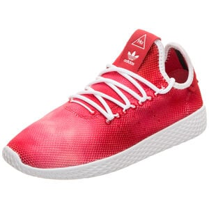 Pharrell Williams Tennis HU Sneaker Kinder, Rot, zoom bei OUTFITTER Online