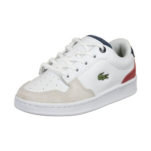 Masters Cup Sneaker Kinder, weiß / rot, zoom bei OUTFITTER Online