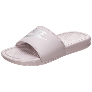 Benassi Just Do It Badesandale Damen, rosa / silber, zoom bei OUTFITTER Online
