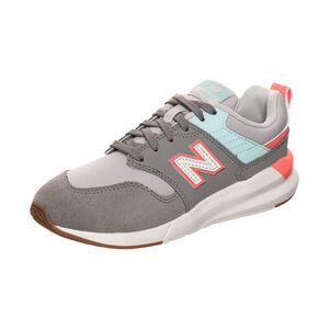 YS009-M Sneaker Kinder, grau, zoom bei OUTFITTER Online