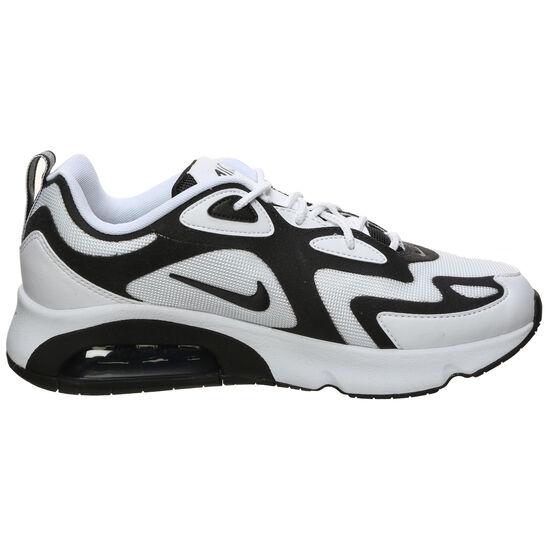 Air Max 200 Sneaker Herren, weiß / schwarz, zoom bei OUTFITTER Online