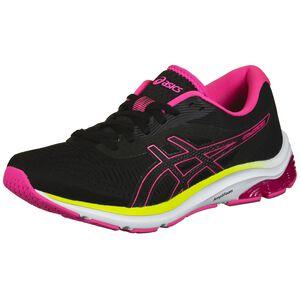 Gel-Pulse 12 Laufschuh Damen, schwarz / pink, zoom bei OUTFITTER Online