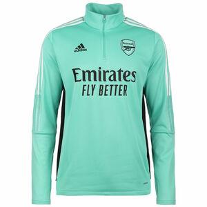 FC Arsenal Warm Trainingssweat Herren, mint / schwarz, zoom bei OUTFITTER Online