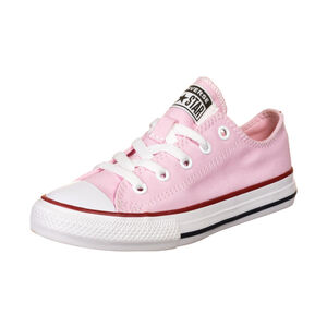 Chuck Taylor All Star Seasonal OX Sneaker Kinder, rosa / rot, zoom bei OUTFITTER Online