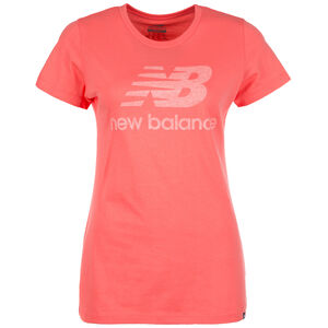 Heathered T-Shirt Damen, korall, zoom bei OUTFITTER Online