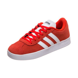 VL Court 2.0 Sneaker Kinder, rot / weiß, zoom bei OUTFITTER Online
