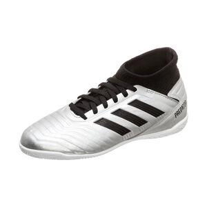 Predator 19.3 Indoor Fußballschuh Kinder, silber / schwarz, zoom bei OUTFITTER Online