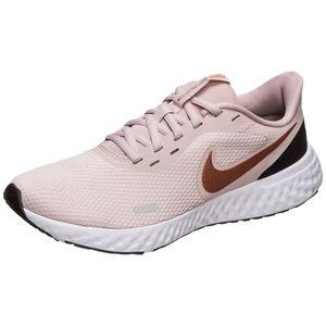 Revolution 5 Laufschuh Damen, rosa / bronze, zoom bei OUTFITTER Online