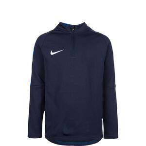 Dry Academy 18 Drill Longsleeve Kinder, dunkelblau, zoom bei OUTFITTER Online