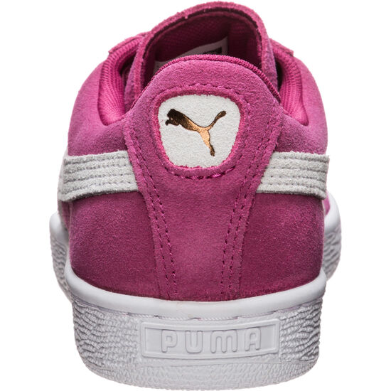 Suede Classic Sneaker Damen, flieder / weiß, zoom bei OUTFITTER Online