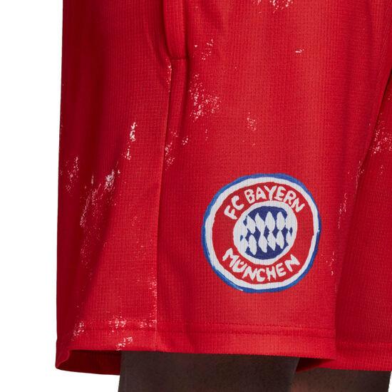 FC Bayern München Human Race FC Shorts Herren, rot / blau, zoom bei OUTFITTER Online