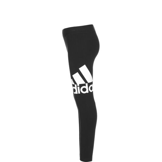 Essentials Leggings Kinder, schwarz / weiß, zoom bei OUTFITTER Online
