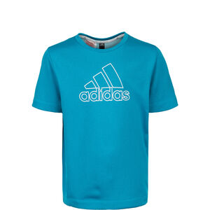 Chill Trainingsshirt Kinder, blau, zoom bei OUTFITTER Online