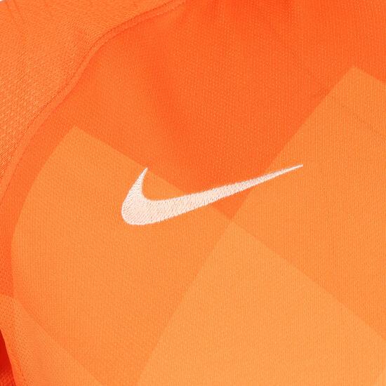 Niederlande 2019 Home Fußballtrikot Damen, neonorange / orange, zoom bei OUTFITTER Online