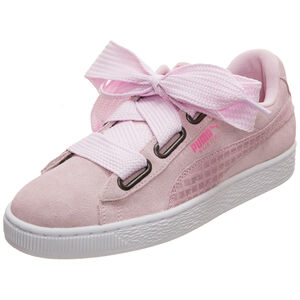 Suede Heart Street 2 Sneaker Damen, Pink, zoom bei OUTFITTER Online
