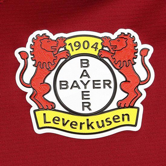 Bayer 04 Leverkusen Champ 2.0 Trainingsshirt Herren, rot / weinrot, zoom bei OUTFITTER Online