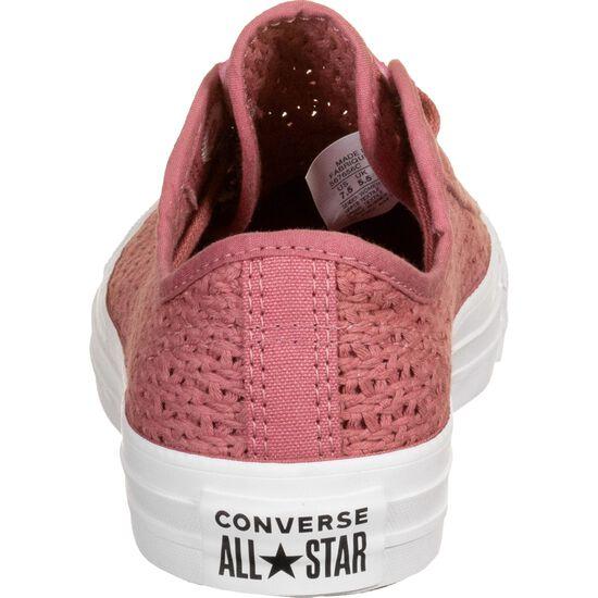 Chuck Taylor All Star OX Sneaker Damen, altrosa / weiß, zoom bei OUTFITTER Online
