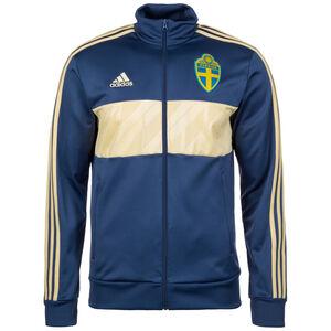 Schweden 3S Trainingsjacke WM 2018 Herren, Blau, zoom bei OUTFITTER Online