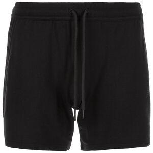 Athletics Knit Short Damen, schwarz, zoom bei OUTFITTER Online