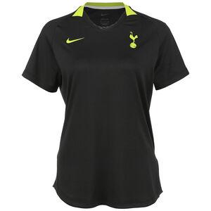 Tottenham Hotspur Dri-FIT Trainingsshirt Damen, schwarz / hellgrün, zoom bei OUTFITTER Online