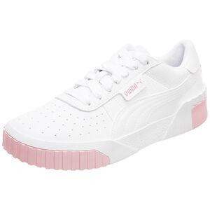 Cali Sneaker Damen, weiß / rosa, zoom bei OUTFITTER Online