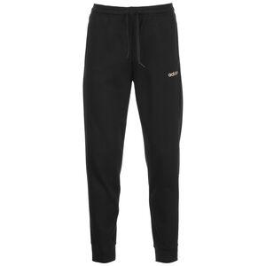Essentials Branded Jogginghose Damen, schwarz / rosé gold, zoom bei OUTFITTER Online